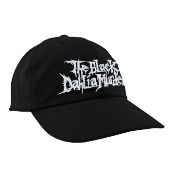 THE BLACK DAHLIA MURDER - 'Logo' Dad Hat