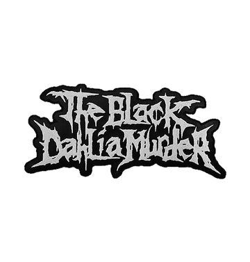 THE BLACK DAHLIA MURDER - 'Logo' Patch