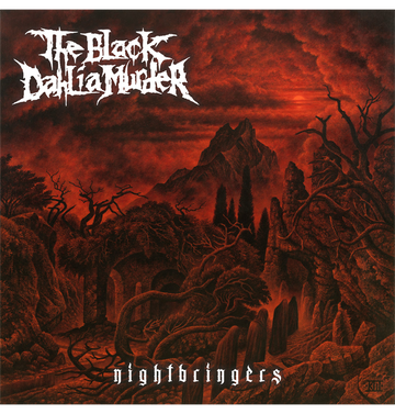 THE BLACK DAHLIA MURDER - 'Nightbringers' CD