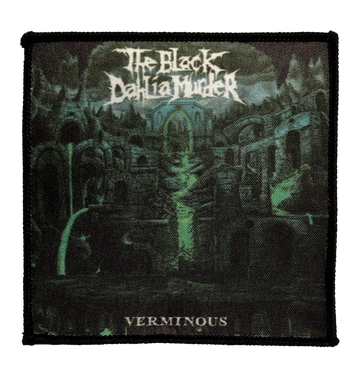 THE BLACK DAHLIA MURDER - 'Verminous' Patch