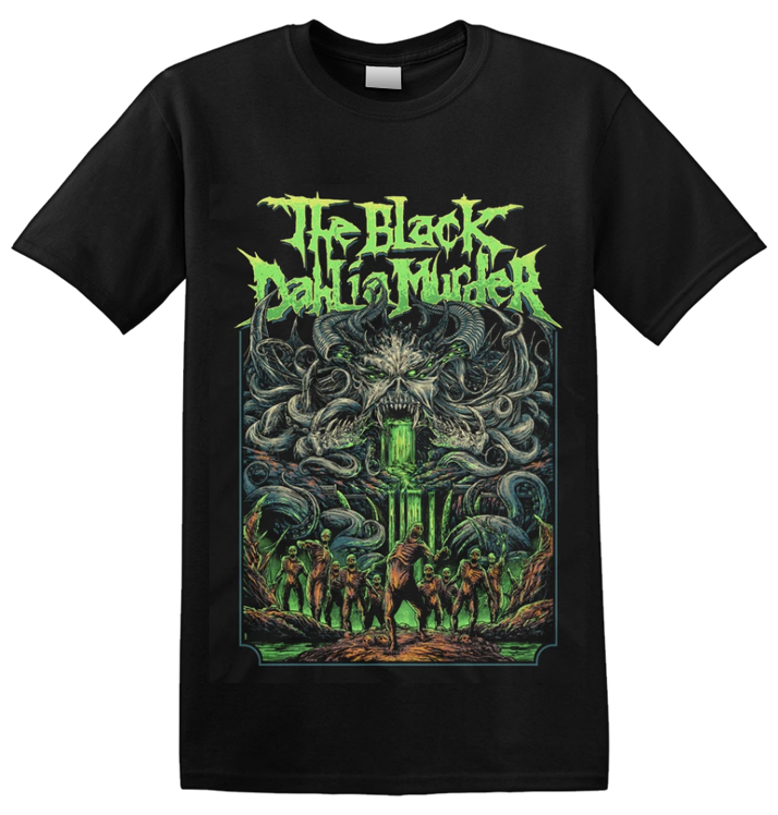 THE BLACK DAHLIA MURDER - 'Slime Zombies' T-Shirt