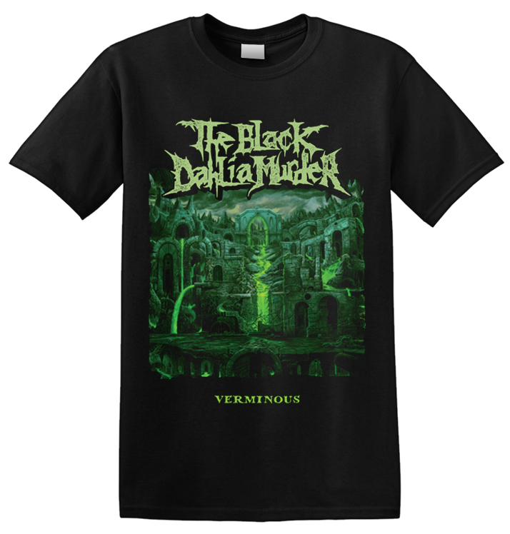 THE BLACK DAHLIA MURDER - 'Verminous' T-Shirt
