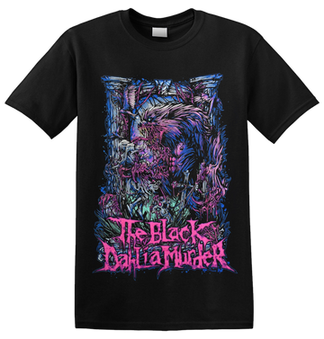 THE BLACK DAHLIA MURDER - 'Wolfman' T-Shirt