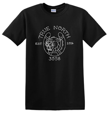 TRUE NORTH - 'Steve French' T-Shirt