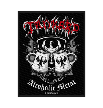 TANKARD - 'Alcoholic Metal' Patch