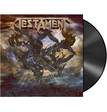 TESTAMENT - 'The Formation Of Damnation' LP