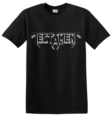 TESTAMENT - 'Logo' T-Shirt