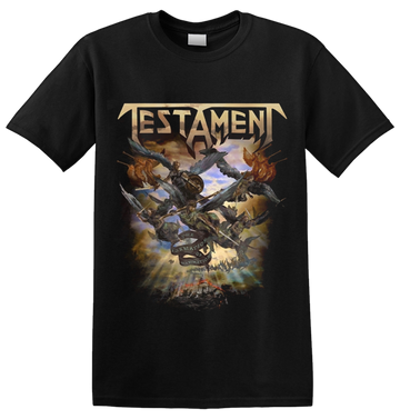 TESTAMENT - 'The Formation Of Damnation' T-Shirt