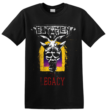 TESTAMENT - 'Legacy' T-Shirt