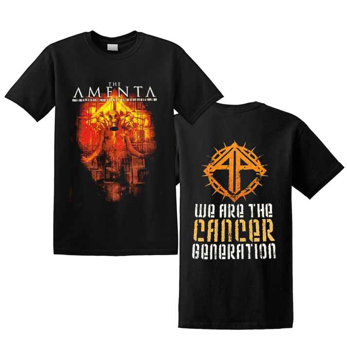 THE AMENTA - 'Cancer Generation' T-Shirt.