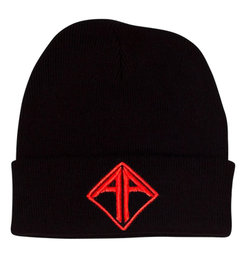 THE AMENTA - 'Logo' Roll Up Beanie
