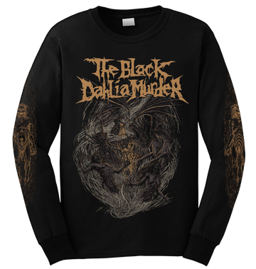 THE BLACK DAHLIA MURDER - 'Child Of Night' Long Sleeve