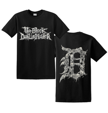 THE BLACK DAHLIA MURDER - 'Detroit' Black T-Shirt