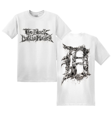 THE BLACK DAHLIA MURDER - 'Detroit' White T-Shirt