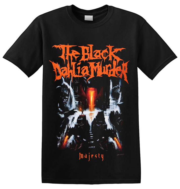 THE BLACK DAHLIA MURDER - 'Majesty' T-Shirt