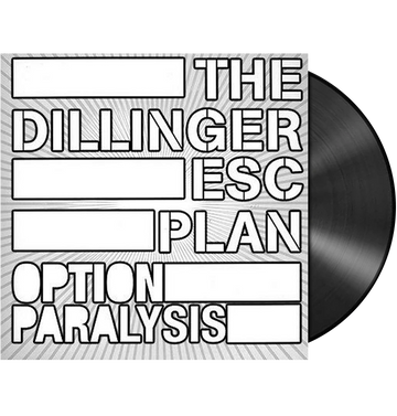 THE DILLINGER ESCAPE PLAN - 'Option Paralysis' LP