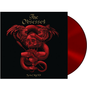 THE OBSESSED - 'Sacred' LP