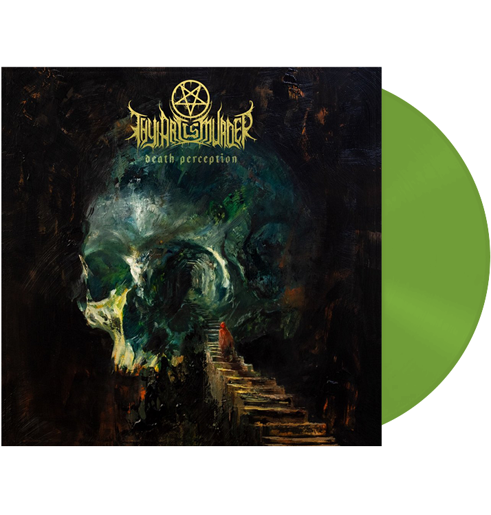 THY ART IS MURDER - 'Death Perception' EP (Green Variant)
