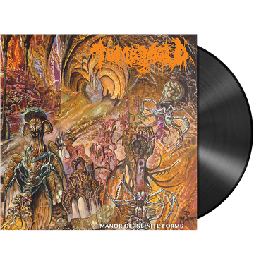 TOMB MOLD - 'Manor Of Infinite Forms' LP