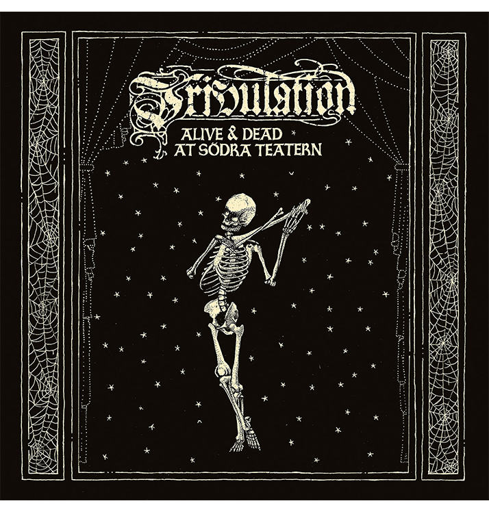 TRIBULATION - 'Alive & Dead At Sodra Teatern' Digi2CD / DVD