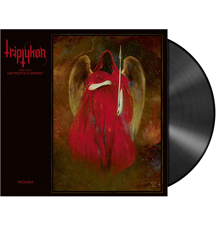 TRIPTYKON WITH THE METROPOLE ORKEST - 'Requiem (Live At Roadburn 2019)' LP