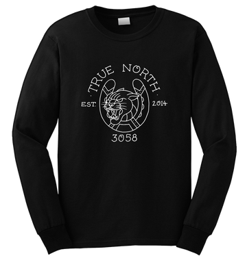 TRUE NORTH - 'Steve French' Long Sleeve