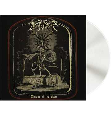 TSJUDER - 'Throne of the Goat' LP