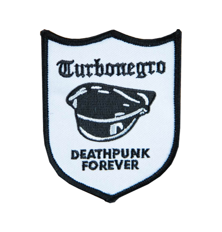 TURBONEGRO - 'Deathpunk Forever' Patch