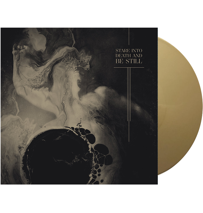 ULCERATE - 'Stare Into Death And Be Still' 2xLP (GOLD)