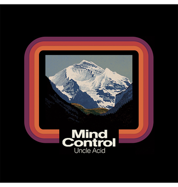 UNCLE ACID AND THE DEADBEATS - 'Mind Control' CD