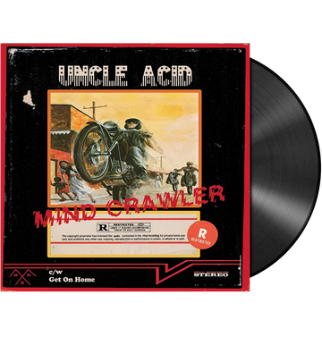 UNCLE ACID AND THE DEADBEATS - 'Mind Crawler' EP