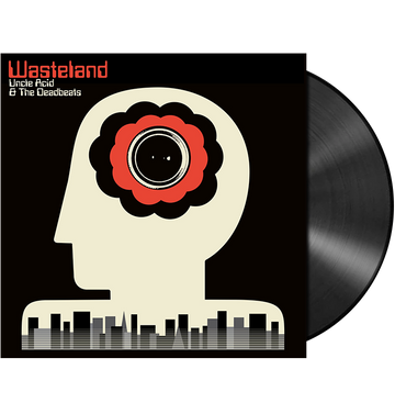 UNCLE ACID AND THE DEADBEATS - 'Wasteland' LP