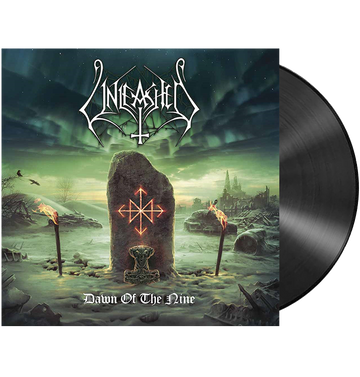 UNLEASHED - 'Dawn Of The Nine' LP