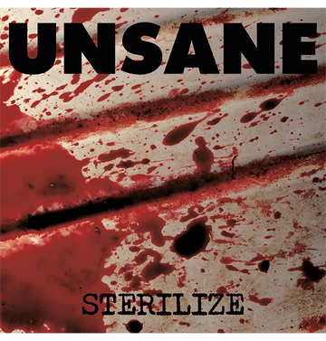 UNSANE - 'Sterilize' CD