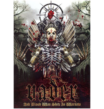 VADER - 'And Blood Was Shed In Warsaw' CD+DVD