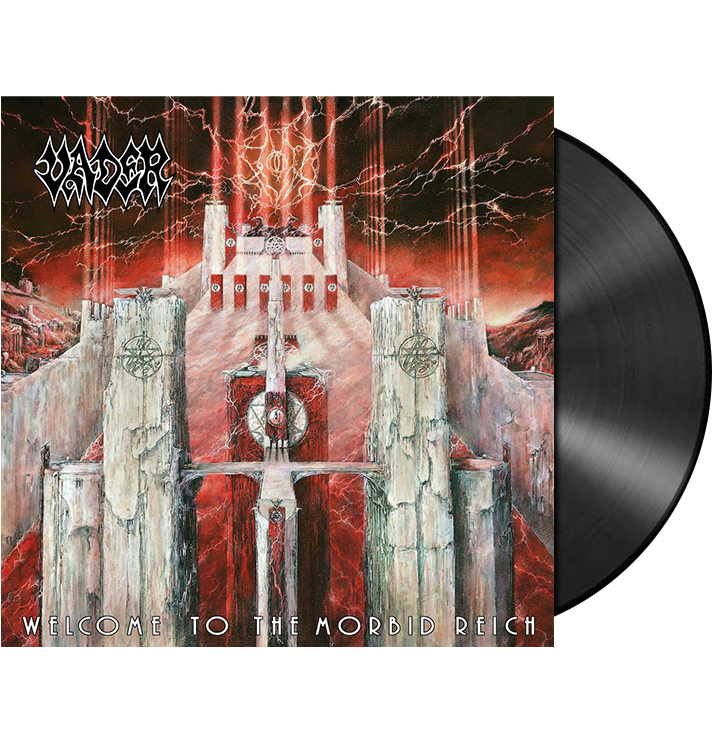 VADER - 'Welcome To The Morbid Reich' LP