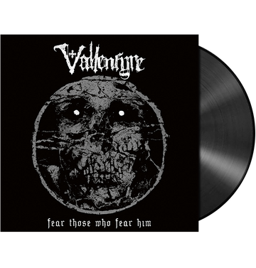 VALLENFYRE - 'Fear Those Who Fear Him' LP