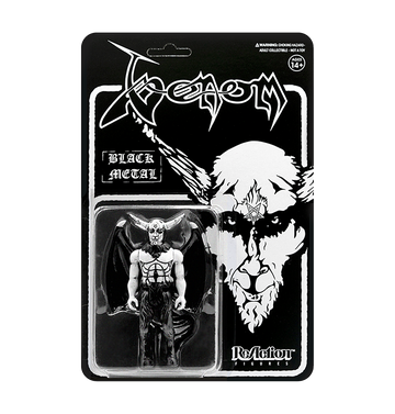 VENOM - 'Black Metal' ReAction Figure