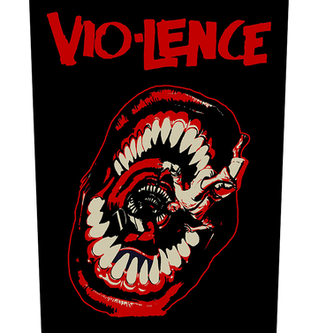 VIO-LENCE - 'Eternal Nightmare' Back Patch