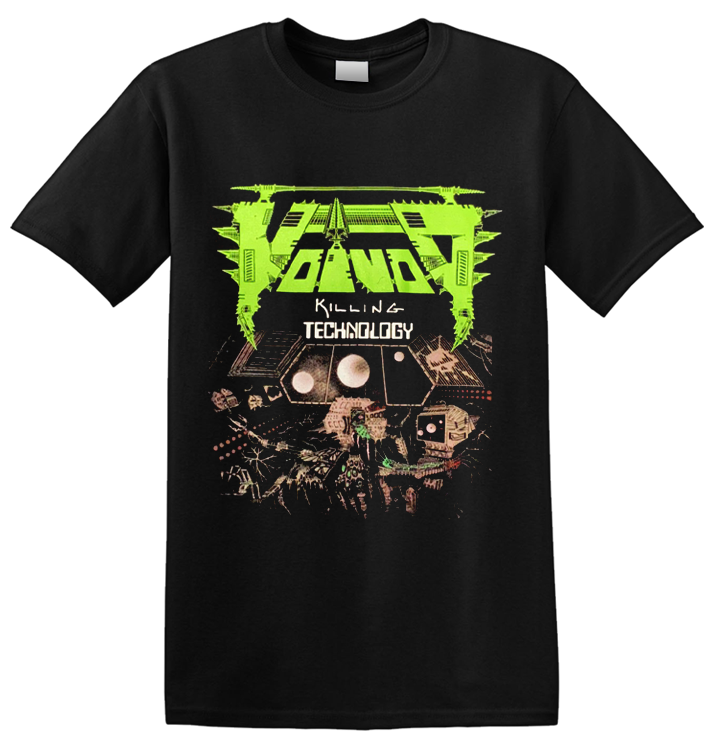 VOIVOD - 'Killing Technology' T-Shirt
