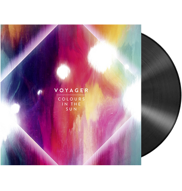 VOYAGER - 'Colours In The Sun' LP