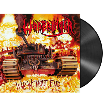 WARBRINGER - 'War Without End' LP