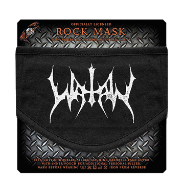 WATAIN - 'Logo' Face Mask