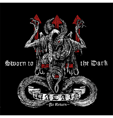 WATAIN - 'Sworn To The Dark' CD