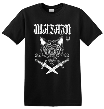 WATAIN - 'Oz/NZ Wolf' T-Shirt