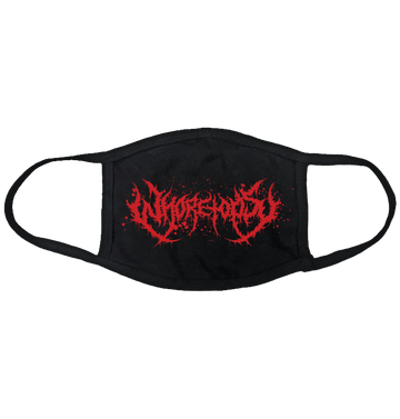 WHORETOPSY - 'Logo' Face Mask