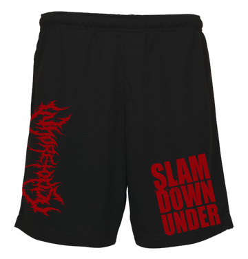 WHORETOPSY - 'Slam Down Under' Shorts (preorder)