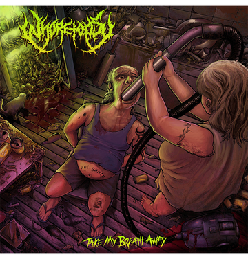 WHORETOPSY - 'Take My Breath Away' DigiCD