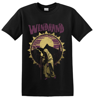 WINDHAND - 'Pilgrim's Rest' T-Shirt