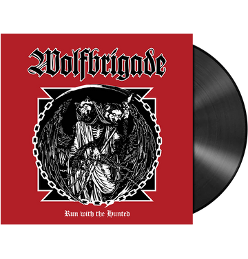 WOLFBRIGADE - 'Run With The Hunted' LP